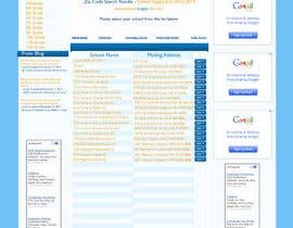 #34 for Website Design for School-Supply-List.com af UmairStuDiOs