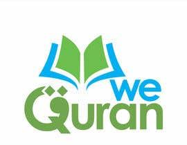 #9 para Design a Logo for weQuran por Astagrapia
