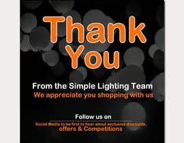 #110 для Thank you email banner від Mhasan626297