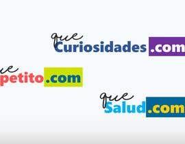#13 para Diseñar 3 logotipos para blogs temáticos de Lizze83