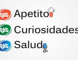 #19 para Diseñar 3 logotipos para blogs temáticos de juanavilar