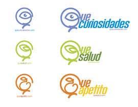 #12 para Diseñar 3 logotipos para blogs temáticos de Jacobo2405
