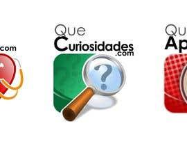 #26 para Diseñar 3 logotipos para blogs temáticos de DanielAsorey