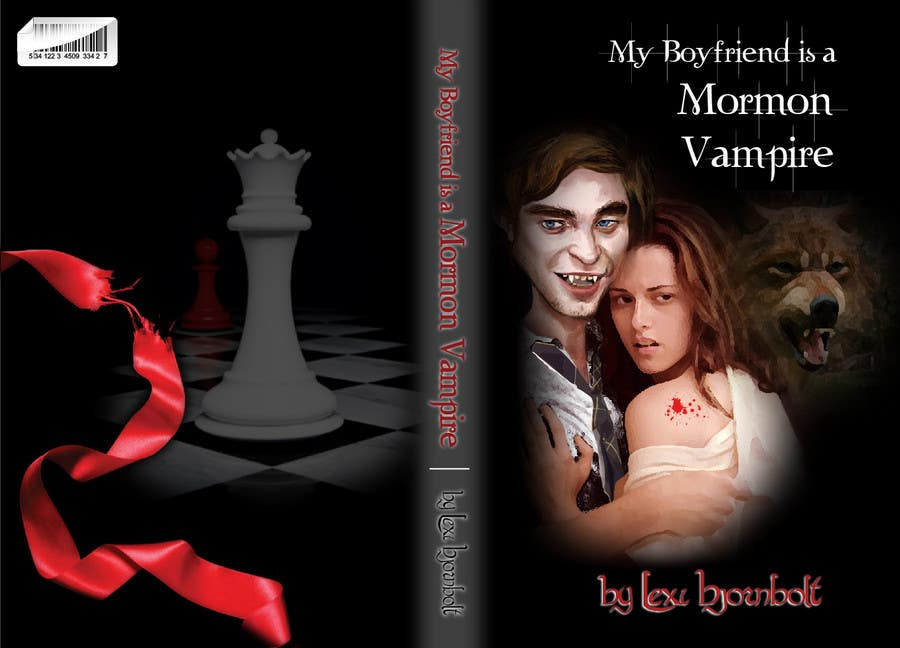 Konkurrenceindlæg #79 for Mormon Vampire Lampoon