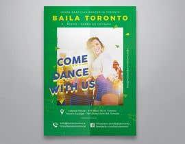 Nro 7 kilpailuun Flyer para escola de dança käyttäjältä marcelomnia