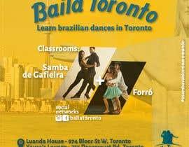 #8 para Flyer para escola de dança por davidponteskcsb