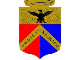 Nro 13 kilpailuun Design a Logo for Malaguti's Crest käyttäjältä NiiceJohnny