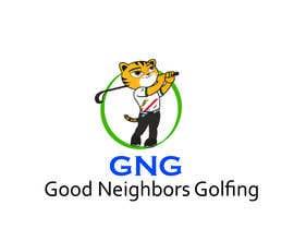 #119 for Create a Logo for GNG - Good Neighbors Golfing af Pujabd