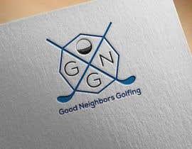#129 for Create a Logo for GNG - Good Neighbors Golfing af munsurrohman52