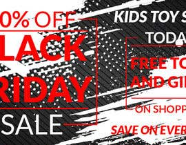 #111 for Banners for Black Friday by owlionz786