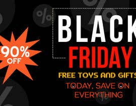 #82 for Banners for Black Friday by creativefolders