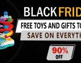 #119 for Banners for Black Friday by Manik012