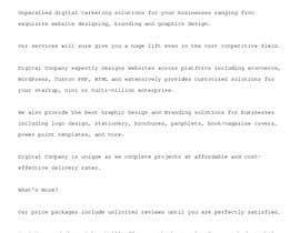 nº 4 pour Need 2 Email Template Written par ExpertCopyist