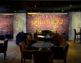 Nro 21 kilpailuun Cocktail Bar Interior Design käyttäjältä nhitran3dartist