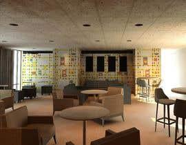Nro 15 kilpailuun Cocktail Bar Interior Design käyttäjältä bilro