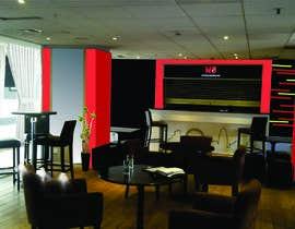 Nro 7 kilpailuun Cocktail Bar Interior Design käyttäjältä aidad