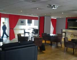 Nro 17 kilpailuun Cocktail Bar Interior Design käyttäjältä amigonako28