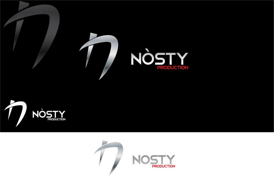 Penyertaan Peraduan #99 untuk Logo Design for Nòsty, Nòsty Krew, Nòsty Deejays, Nòsty Events, Nòsty Production, Nòsty Store