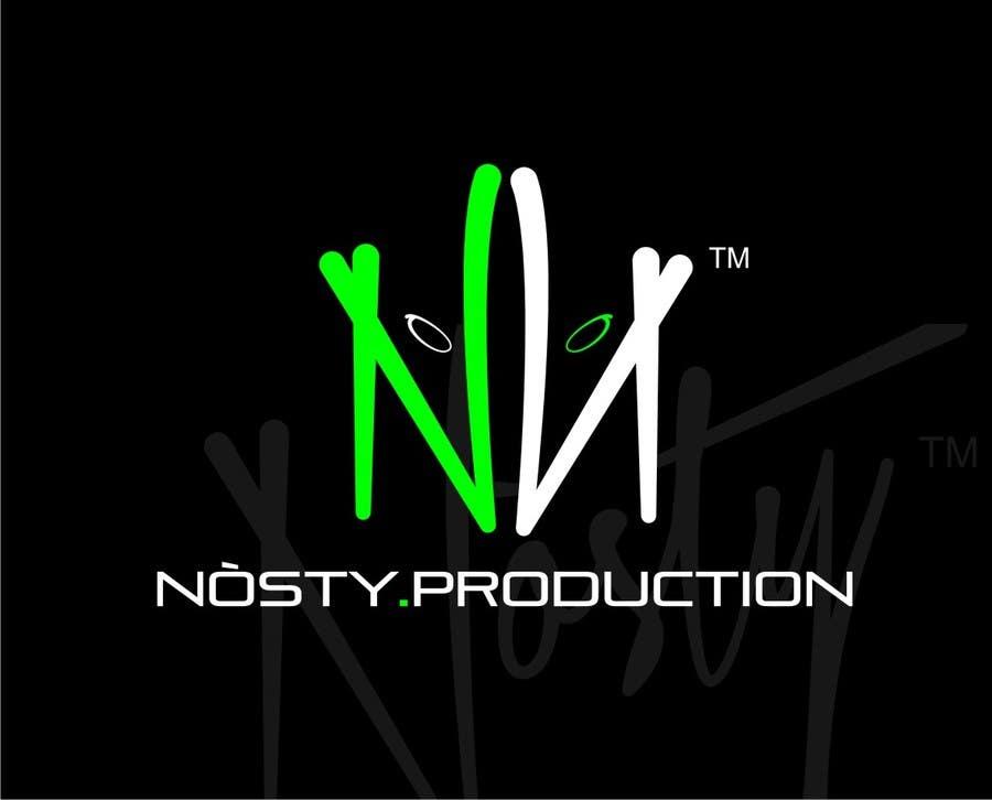 Penyertaan Peraduan #64 untuk Logo Design for Nòsty, Nòsty Krew, Nòsty Deejays, Nòsty Events, Nòsty Production, Nòsty Store