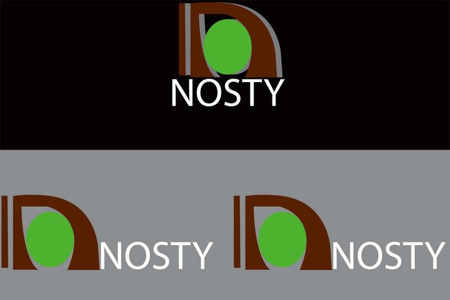 Bài tham dự cuộc thi #164 cho Logo Design for Nòsty, Nòsty Krew, Nòsty Deejays, Nòsty Events, Nòsty Production, Nòsty Store