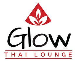 nº 42 pour Logo Design for Glow Thai Lounge par JessicaWicks