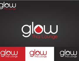 #294 for Logo Design for Glow Thai Lounge by Clarify