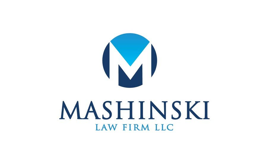 Kilpailutyö #590 kilpailussa Logo Design for Mashinski Law Firm LLC