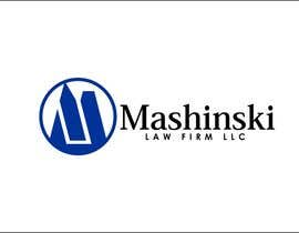 arteq04 tarafından Logo Design for Mashinski Law Firm LLC için no 378
