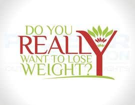 #210 for Logo Design for Do You Really Want To Lose Weight? af Polestarsolution