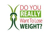 Graphic Design Kilpailutyö #265 kilpailuun Logo Design for Do You Really Want To Lose Weight?