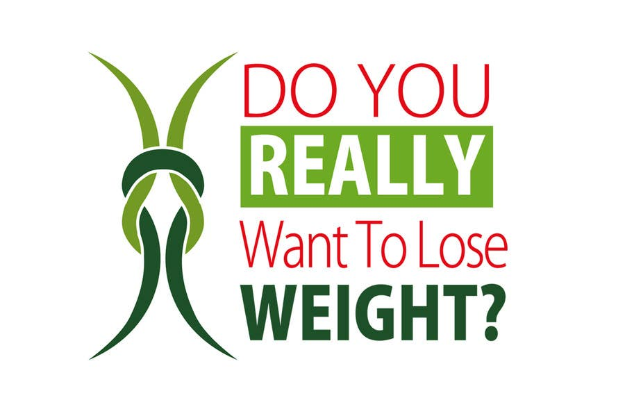 Konkurrenceindlæg #265 for Logo Design for Do You Really Want To Lose Weight?