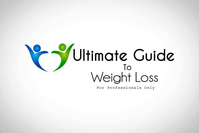 Inscrição nº 346 do Concurso para Logo Design for Ultimate Guide To Weight Loss: For Professionals Only