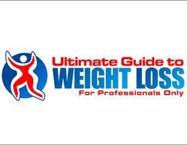 #393 for Logo Design for Ultimate Guide To Weight Loss: For Professionals Only by arteq04