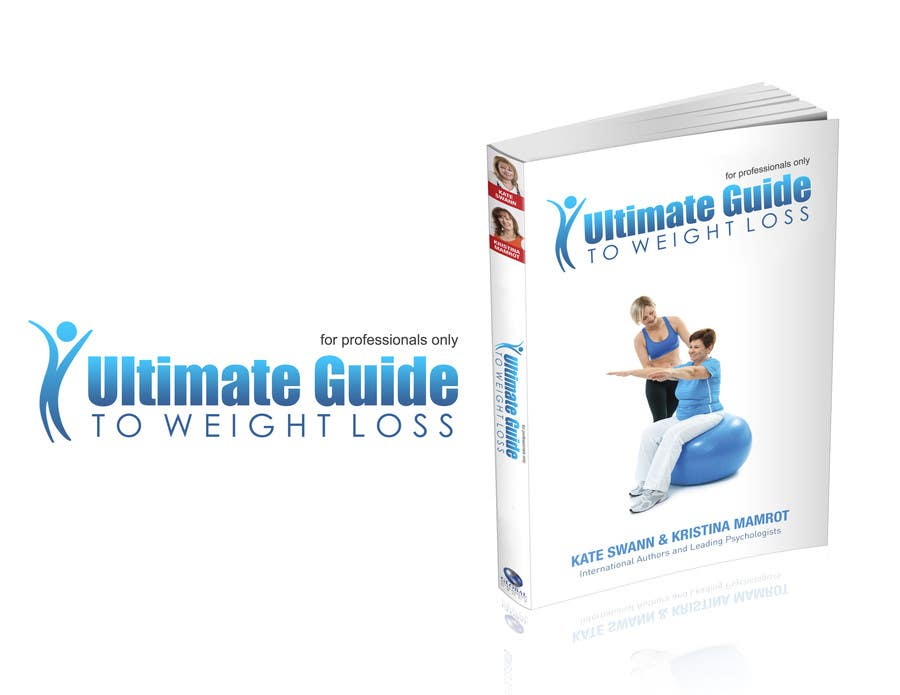 Kilpailutyö #30 kilpailussa Logo Design for Ultimate Guide To Weight Loss: For Professionals Only