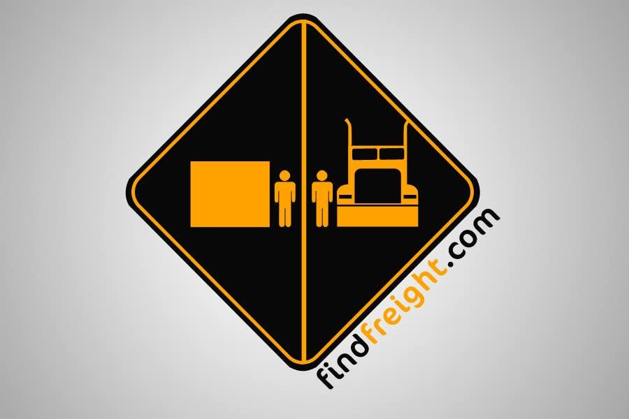 Inscrição nº                                         58                                      do Concurso para                                         Logo Design for FindFreight.com