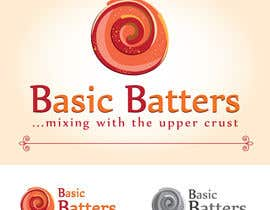 #38 para Logo Design for Basic Batters por maximarya