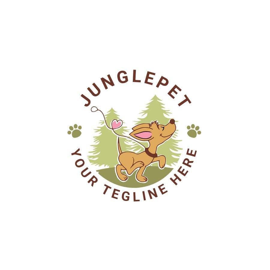 Design a brand logo for pet toys