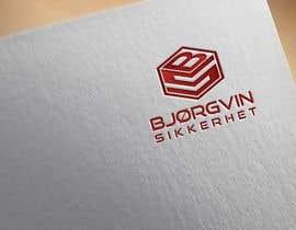 EagleDesiznss tarafından Desgin a logo for Bjørgvin Sikkerhet AS için no 68