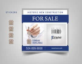 #166 for BIG CONSTRUCTION/REAL ESTATE SIGN by ARTworker00