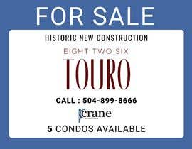 #171 for BIG CONSTRUCTION/REAL ESTATE SIGN by surajbm004