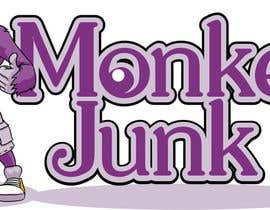 #67 para Logo Design for Monkey Junk por danijel022