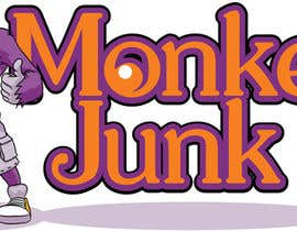 #68 para Logo Design for Monkey Junk por danijel022