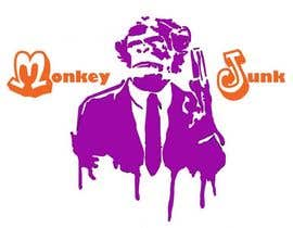 #80 para Logo Design for Monkey Junk por aneeshnair02