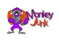 Graphic Design Конкурсная работа №58 для Logo Design for Monkey Junk