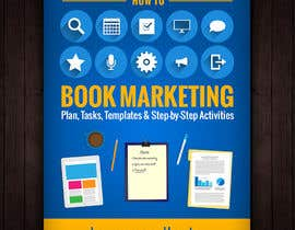 #60 for Create a Front Book Cover Image about Book Marketing by redAphrodisiac