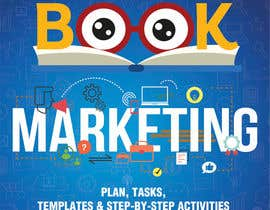 #89 for Create a Front Book Cover Image about Book Marketing by savitamane212