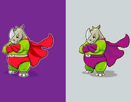 #93 for Illustration + Animation Character Design for Tshirt by aidelidiya