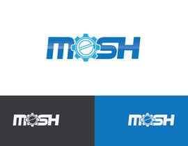 dindinlx tarafından A Logo for M.E.S.H için no 49