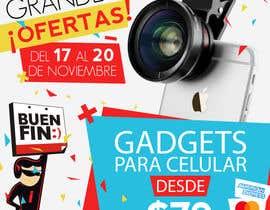"""#37 para URGENTE - Diseño de imágenes para """"El Buen Fin 2017"""" (tipo Black Friday) - Tienda de Tecnología de ivans1698"""