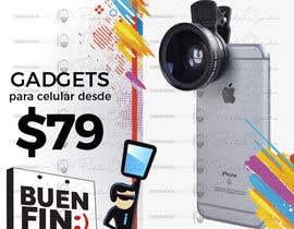 """#7 para URGENTE - Diseño de imágenes para """"El Buen Fin 2017"""" (tipo Black Friday) - Tienda de Tecnología de pabloeliu"""